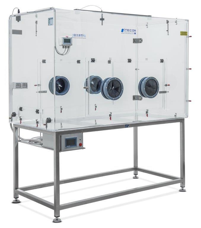 HC BOX a umidità  Controllata