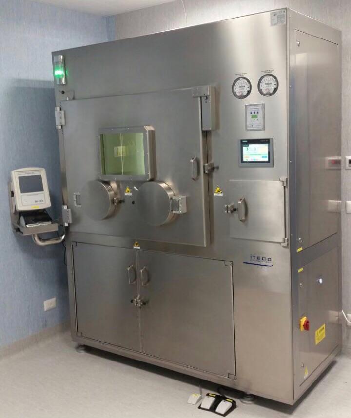 Isolatore schermato ISO5.PET.MN